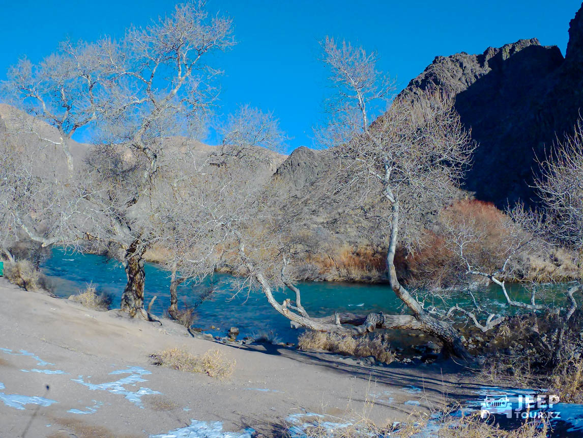 Чарынский каньон