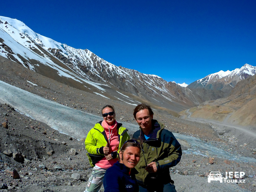 путешествие по Казахстану и Кыргызстану